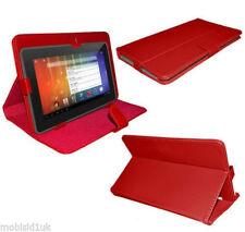 Étuis, housses et coques etuis portefeuilles rouge Universel pour téléphone mobile et assistant personnel (PDA)