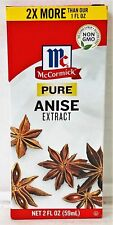 McCormick Pure Anise Extract 2 oz