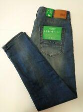 "883 Police Active Flex Slim Fit Jeans Mens SIZE W34/L32 REF CN6"""