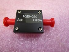 (1)  Low Noise Amplifier 1080-020 18db LNA 4.0 - 8.5 GHz Cable Powered