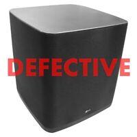 DEFECTIVE LG Wireless Bluetooth 35W Subwoofer - Black (SPJ9BW)