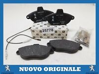 Pills Pads Shoes Home Use Pads Front Brake Pads PEUGEOT 607