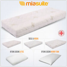 MATERASSO SFODERABILE WATERFOAM POLIURETANO H 19 CM LUPIN ORTOPEDICO - CUSCINO