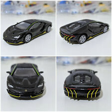 LAMBORGHINI CENTENARIO 1:64 (7 cm) Model Toy Car Diecast Miniature Grey
