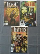 Jonah Hex: Shadows West Complete Series 1-3 From 1999 Nm