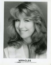 TERI GARR  MIRACLES 1986 VINTAGE PHOTO ORIGINAL