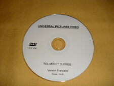 Toi, moi et Dupree DVD PROMOTIONNEL (Video-club) Owen Wilson Kate Hudson