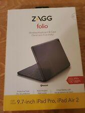 Zagg folio iPad Pro, iPad air 2