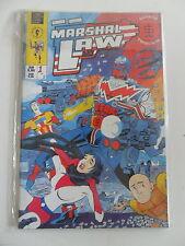 2x comic-Marshal Law (tomo 1 + 2) tribunal secreto