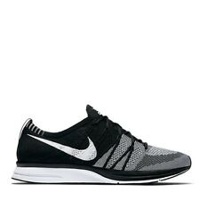 New Nike Flyknit Trainer Black White Size 8 AH8396 005