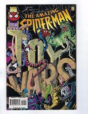 Amazing Spider-Man vol 1 # 413 Marvel Signed