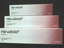 HIRUDOID Scar Cream Varicose Veins ANTI-INFLAMMATORY Reduces Inflammation Ulcers