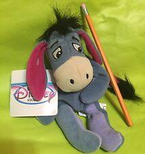 "6"" New Disney Store Eeyore Plush Doll Winnie the Pooh"