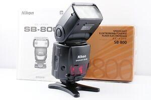 【DHL】【MINT in Box】Nikon AF Speedlight SB-800 Shoe Mount Flash from Japan