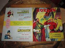 FLASH GORDON N°22 EDIZIONI SPADA MAGGIO 1965 I CAVALLI D'ACCIAIO