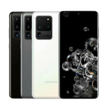 "Samsung Galaxy S20 Ultra 5G SM-G9880 12/256GB Dual Sim 6.9"" 108MP Phone"