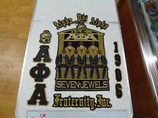 Alpha Phi Alpha PATCH SET