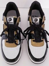 Pro Keds Rocawear Roc-a-fella Shoes, Jay-Z, RARE and LIMITED! White/Black/Gold