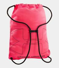Under Armour Mesh Sackpack Unisex  Gym Backbag Bag Pink NET Neo Pulse OSFA