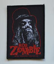 Rob Zombie-Portrait-Patch - 7,4 cm x 10,2 cm - 164513