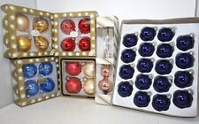 Christbaumkugeln Bunt Glas.Weihnachtskugeln Bunt Gunstig Kaufen Ebay