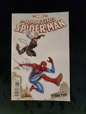 AMAZING SPIDER-MAN #1 SIYA OUM EXCLUSIVE SPIDERMAN BLACK CAT 1 MARVEL