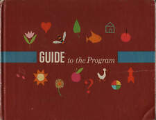 Guide To The Program, Adelaide Holl, June Goldsborough, 1970, Vintage Book