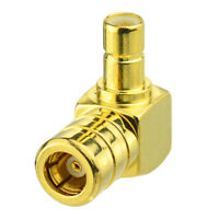 SMB Male to Female Right Angle Connector Fakra Adapter for DAB Digital Radio