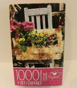 Cardinal 1000 Piece Jigsaw Puzzle Bouquet of Spring Flowers NEW Floral