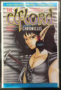 The Elflord Chronicles #3 VF 1st Print Free UK P&P Aircel Comics