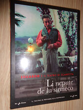DVD N°5 EDUARDO DE FILIPPO E IL TEATRO DI SCARPETTA LI NEPUTE DE LU SINNECO