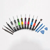16x Screwdriver Tool Set Precision Watch Jeweler Phone Repair Screw Driver Kit""