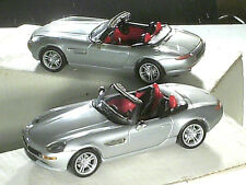 BMW Z 8 /  SOLIDO / argent métal