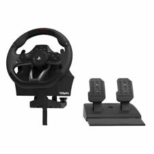 Racing Steering Wheel Pedal for PlayStation Ps4 Ps3 PC Game