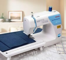 TOYOTA JSA21 SEWING MACHINE (NEW) + EXTENSION TABLE INCLUDED (3 Year Warranty)