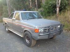 Ute Petrol, Gas Right-Hand Drive Cars