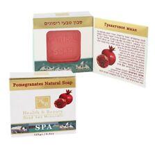 Dead Sea Soap - Pomegranate Natural Spa Soap - Special Price - FREE SHIPPING !!