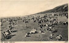The Sands - BISPHAM - Near Blackpool - Lancashire Postcard (204)