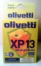 Cartucho de Tinta Olivetti XP13 Color & Negro ORIGINAL B0315