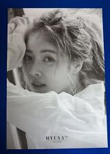 Hyuna - Following (6th Mini Album)  Official Poster New K-POP
