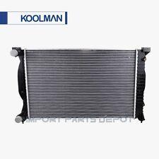 Audi Cooling Radiator (Manual Transmission) Koolman HD Quality 8E0121251A