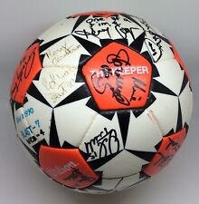 Misl Baltimore Blast Official Game Ball 11-11-90 Kenny Cooper, Stankovic,Troy