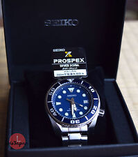SEIKO SBDC033 SUMO azul/blue Prospex 200M Diver. De JAPAN!