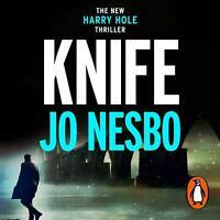 Audio CD - Knife: (Harry Hole 12) by Jo Nesbo