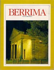 BERRIMA NEW SOUTH WALES nsw history architecture wingecarribee river
