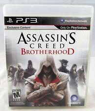 Assassin's Creed: Brotherhood (Sony PlayStation 3)