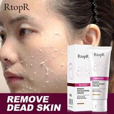 Scrub Removal Face Exfoliating Cream Whitening Brightening Peeling Cream Gel