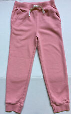 Nwt Hanna Andersson girls basic sweatpants pink size 130 (Us 8)