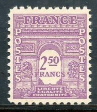 TIMBRE DE FRANCE NEUF LUXE 626 **  ARC DE TRIOMPHE DE L ETOILE