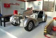Articoli di modellismo statico in argento per Bugatti